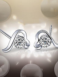 KIKI love at first sight 925 Silver Earrings