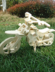 Crafted Motorcycle Models