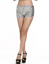 Bottoms Women's Sequined Sequins(More Colors)