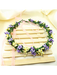 Women  Wreaths With Wedding Headpiece