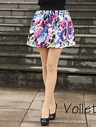 Women's Casual Floral Print Skirts(More Colors)