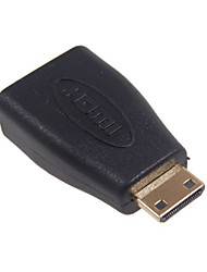 Mini HDMI Male to HDMI Female Adapter Connector