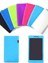 """cubierta de la caja de la piel del gel del caucho de silicona de alta calidad para la lengüeta lenovo 2 a7-10 7 """"tableta"""