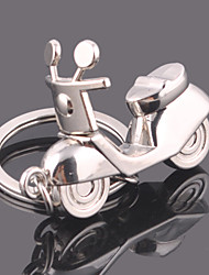 Creative Motorcycle Key Button