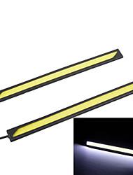 Phares de jour (6000K , Etanche) LED - Automatique/SUV/Tracteur/Off-Road/Ingénierie voiture