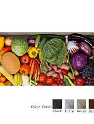 3d la frutta e verdura adesivi tavola decalcomanie tavola