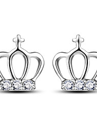 Love Story Women's Fashion 925 Silvering Earring