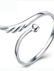 The Korean version of KIKI 925 Silver Angel Wings.