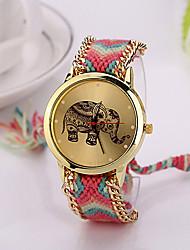 Elephant Friendship Bracelet Watch GENEVA Watch Ladies Quarzt Watches
