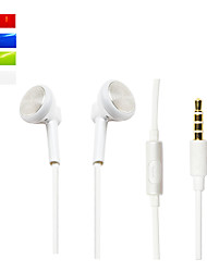 WEIDE® WD017 headphones earphones Wired In Ear With Microphone for Media Player/Tablet/Mobile Phone/Computer/MP3MP4