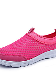 Women's Spring Summer Fall Nylon Slip-on Blue Pink Navy Running