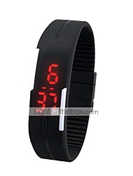 Sport Fitness LED Waterproof JellyWrist Watch