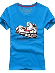 Ms. Couples summer short sleeve T-shirt   # 010
