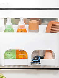Reusable Magic Sticker &ABS Bathroom Rack
