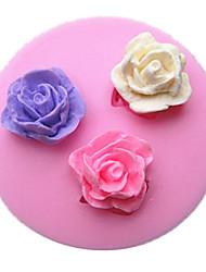 mini-fleur silicone fondant moules à gâteau moule de chocolat pour l'outil sugarcraft décoration cuisine de cuisson