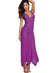Women Spandex Chemises  Gowns Nightwear