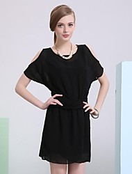 Women's Clothing Fair Maiden Flight Sleeve Dress