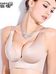 WuYanBao®Women's Non-trace no just ring all the bra cup