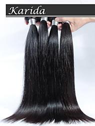 Peruvian Straight Virgin Hair, 4 pcs/ lot Free Shipping Top Quality Peruvian Human Hair