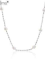 Strands Colliers ( Perle/Alliage ) Soirée/Quotidien/Casual