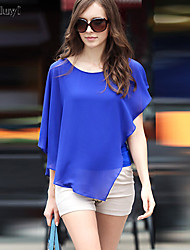 Women's Casual Chiffon Blouse