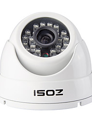 ZOSI® 800TVL IR Cut Waterproof Outdoor Day Night CCTV Seurity Dome Camera