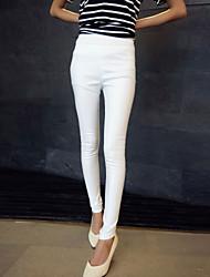 Pantaloni Da donna Skinny Casual Viscosa Elasticizzato