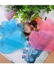 Accesorios de Aseo / Limpieza Cardas / Baños Plástico Azul / Rosa