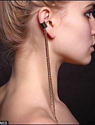Feminino Para Meninas Punhos da orelha Liga Jóias Para Festa Diário Casual