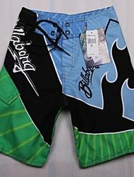 2014 Mens Surf Boardshorts Patchwork Board Shorts Quick Dry Beach Swim Pants Mens Beach Wear S/M/L/XL/XXL 902058-FZ-09014