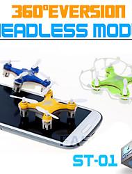 Siegel-st-01 mini micro rc quadcopter Drohne 6-Achsen schweben, ohne Kopf-Modus, 3D Eversion