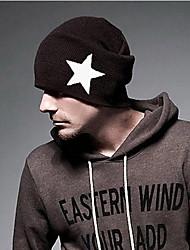 Pentagram hip-hop Winter Wool Blends Beanie/Slouchy Hat