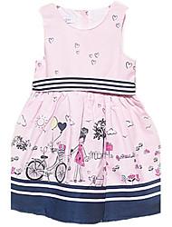 Girl Dress Summer 2015 New Baby Girls Dress Kids Clothes Vestidos Children Dress Princess Party Dresses for Girls