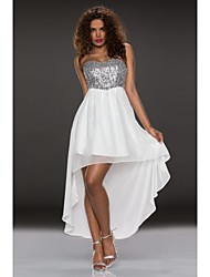 Beauty New Summer Fashion Women Off the Shoulder Irregular Casual Dress Strapless Sexy Club Party 9119