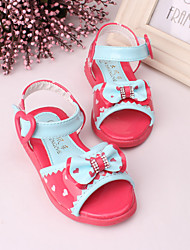 Baby Shoes Dress/Casual Sandals Pink/Red/Coral
