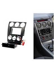 Car Radio Fascia for Mazda 6 Atenza Installation Facia Trim CD Dash Plate Kit