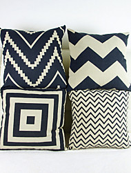 Retro Style Throw Pillow Case Pillowcase Sofa Home Decor Cushion Cover (16*16 inch)