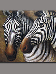 Animal Oil Painting Hand-Painted Wall Art Other Artists Hand-Painted Oil Painting1967 Ready to Hang