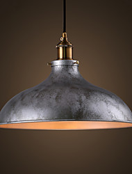 High Quality Iron Reminisced Pendant Lamp Loft Northern Europe American Vintage Retro Country Pendant Light