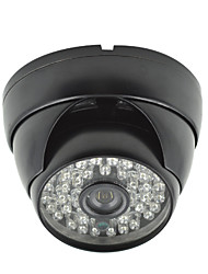"CCTV Camera 1/3"" CMOS 1000TVL Security Camera Waterproof Night Vision 48 Led IR Dome Surveillance Camera"