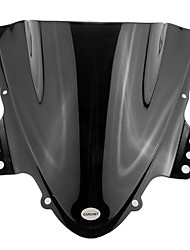 Motorcycle Windshield Windscreen for Suzuki gsx-r1000 2005-2006 Durable