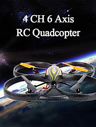 XINLIN 4CH 6 Axis 2.4G Lcd Drone Radio Controlled X125 Quadcopter Drone With 0.3MP Camera
