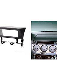 Car Radio Fascia for MAZDA 6 Atenza Stereo Installation Facia Trim CD Dash Plate Kit