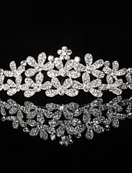 Women's Alloy Headpiece Tiaras 1 Piece