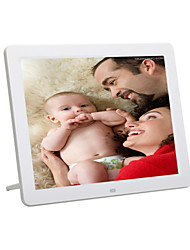 12inch Screen HD 800*600 Super Slim Digital Photo Frame In Full Function for Photo/Music/Video
