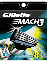 Gillette Mach3 Base Cartridges 8 Count