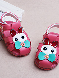 Baby Shoes Outdoor/Dress/Casual  Sandals Yellow/Pink/Red