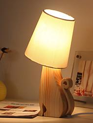 The Forest Pet Log Desk Lamps