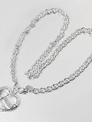 venta saleparty / trabajo en caliente caliente / plata informal plateado regalo declaración para el regalo de las mujeres para las mujeres