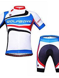 Bike/Cycling Tracksuit / Base Layers / Jersey / Leggings / Jersey + Pants/Jersey+Tights / Clothing Sets/Suits / Tops Unisex Short Sleeve